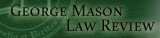 George Mason Law Review's logo